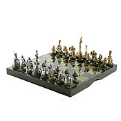 Сувениры и подарки handmade. Livemaster - original item Chess