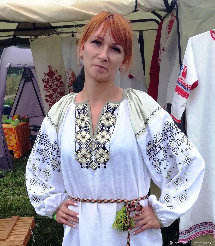 Women's holiday shirt, Costumes3, Bryansk,  Фото №1