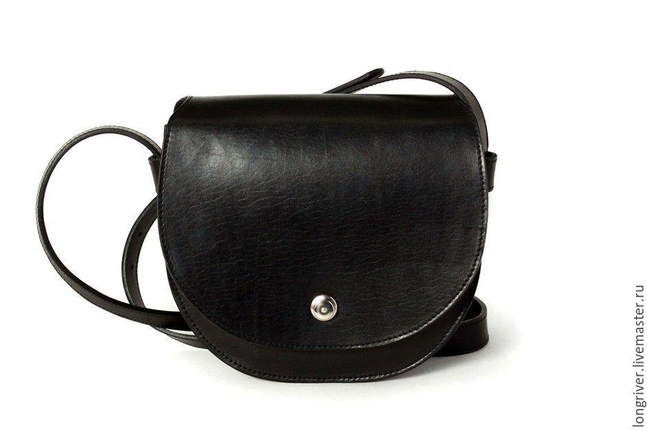 7f77c6682ada Женские сумки ручной работы. Ярмарка Мастеров - ручная работа. Купить  Женская сумка Конда черная ...