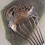 Украшения handmade. Livemaster - original item Comb hair