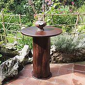 Для дома и интерьера handmade. Livemaster - original item Decorative table made of wood. Handmade.