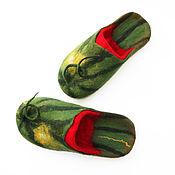 Обувь ручной работы. Ярмарка Мастеров - ручная работа Арбузы. Handmade.