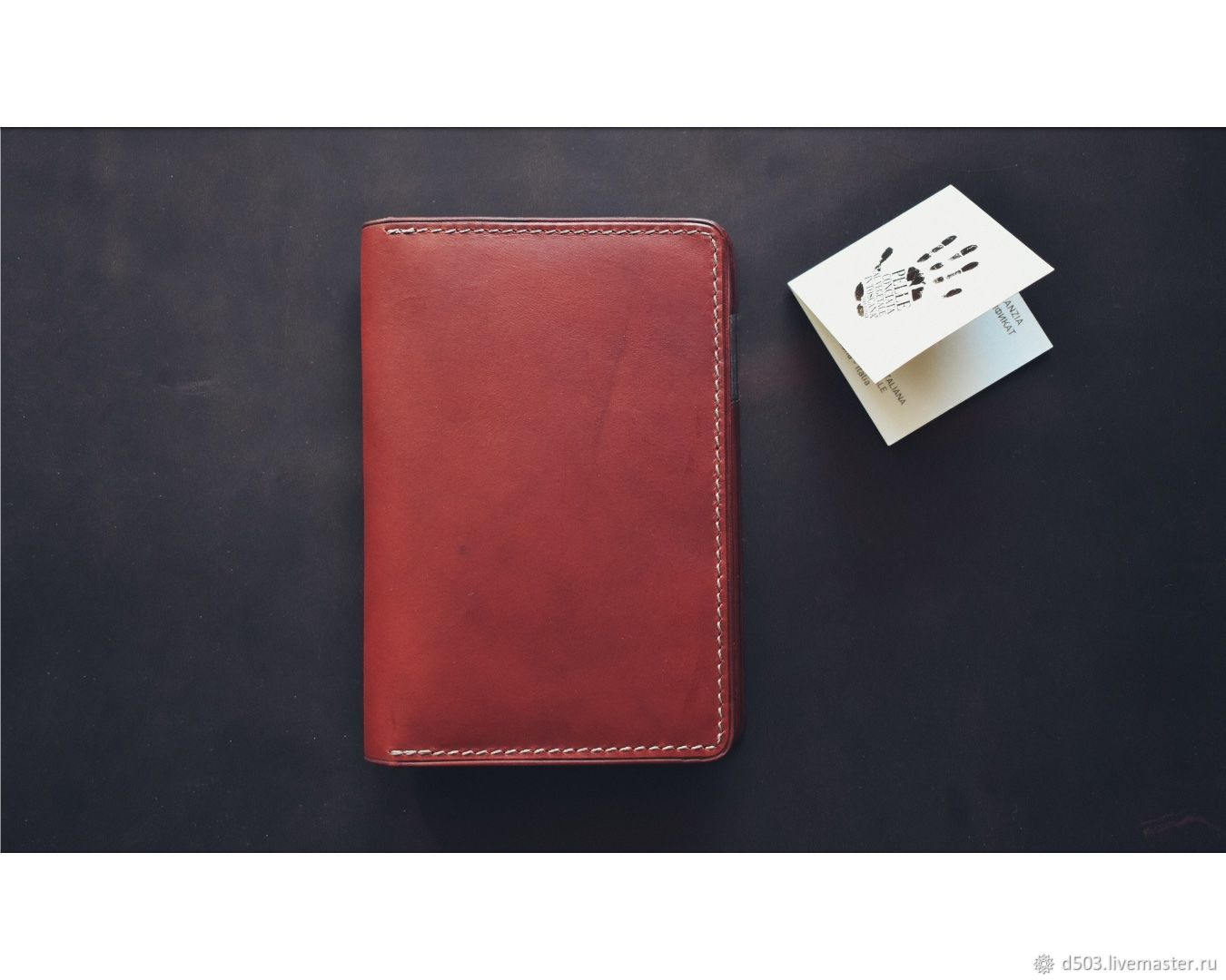 Covers handmade. Livemaster - handmade. Buy Document cover/passport/genuine leather dokholder.Cover, passport cover, on vacation