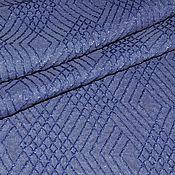 """Ткани ручной работы. Ярмарка Мастеров - ручная работа Шелк """"Armani"""" с люрексом. Handmade."""