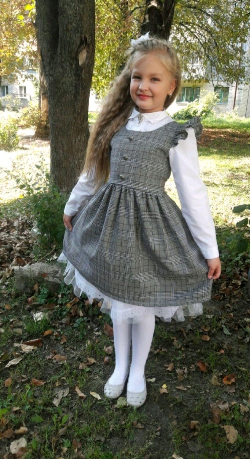 Jumper para las niñas, Childrens Dress, Bryansk,  Фото №1