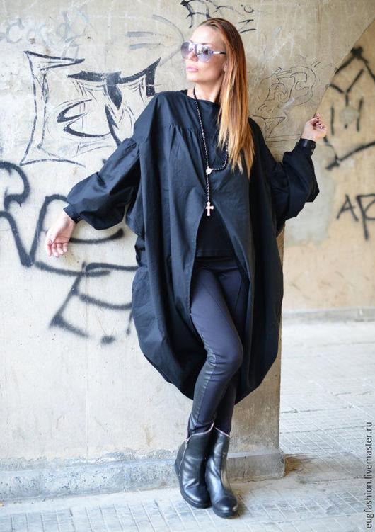 Блузка. Туника. Блузка-туника. Модная одежда.