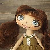 """Куклы и игрушки ручной работы. Ярмарка Мастеров - ручная работа Лапонька """"Алина"""". Handmade."""