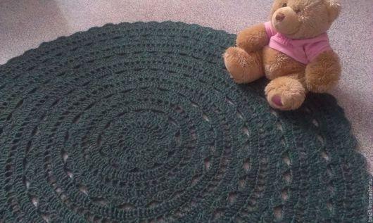 Изумрудный коврик