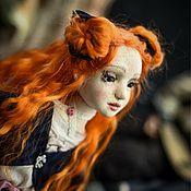 Куклы и игрушки ручной работы. Ярмарка Мастеров - ручная работа Кукла Агния.. Handmade.