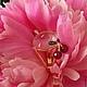 Cocktail Cherry. Quartz, diamonds, gold. Rings. Marie Miranian Exclusive Jewellery (mariemiranian). My Livemaster. Фото №5