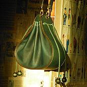 Сумки и аксессуары handmade. Livemaster - original item Green Onions.). Handmade.