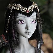 Шарнирная кукла ручной работы. Ярмарка Мастеров - ручная работа Шая. Шарнирная кукла лимитированной коллекции BJD. Handmade.