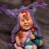 """Куклы и игрушки handmade. Livemaster - original item """"Belochka"""". Handmade."""