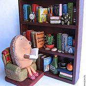 Куклы и игрушки handmade. Livemaster - original item Library. Handmade.
