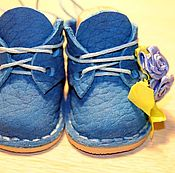 Обувь ручной работы. Ярмарка Мастеров - ручная работа Ботиночки для кукол с каблучком. Handmade.