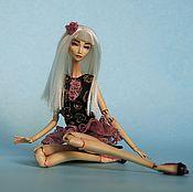 Куклы и игрушки ручной работы. Ярмарка Мастеров - ручная работа Шарнирная кукла Rosie. Handmade.