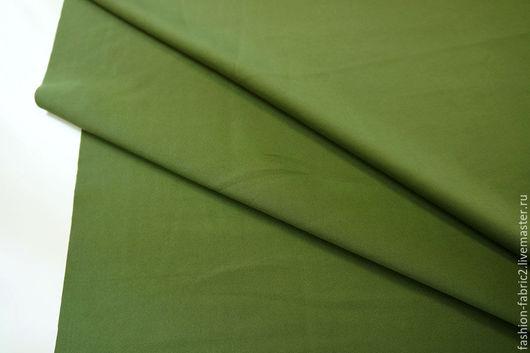 Шитье ручной работы. Ярмарка Мастеров - ручная работа. Купить Неопрен зеленый 10091505 Италия Цена за метр. Handmade.