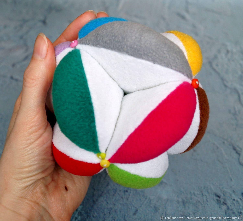 Мяч Такане, Вальдорфские мячики, Бийск,  Фото №1