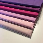 Материалы для творчества handmade. Livemaster - original item Cotton plain Korea. Handmade.