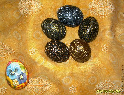 Подарки на Пасху ручной работы. Ярмарка Мастеров - ручная работа. Купить Яйцо пасхальное. Handmade. Пейп-арт, яйцо деревянное
