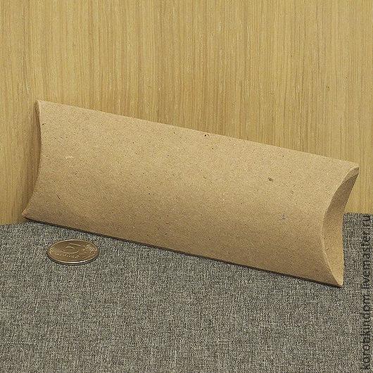 Упаковка ручной работы. Ярмарка Мастеров - ручная работа. Купить Бонбоньерка 17х6,5 см крафт. Handmade. Коробочка