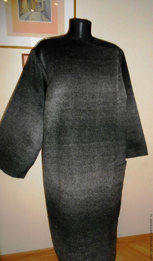 Большие размеры ручной работы. Ярмарка Мастеров - ручная работа. Купить Пальто зимнее в стиле ЦИПАО ( большой размер). Handmade.