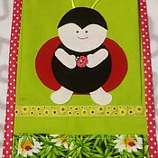 Для дома и интерьера handmade. Livemaster - original item Pockets: Pockets in kindergarten. Handmade.