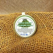 Косметика ручной работы handmade. Livemaster - original item Cream mask Green clay for the face with herbs of the Altai Mountains. Handmade.