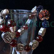 """Украшения ручной работы. Ярмарка Мастеров - ручная работа Браслет """"Будда"""" женский & мужской. Handmade."""