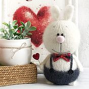 Куклы и игрушки handmade. Livemaster - original item Bunny Valentine.. Handmade.