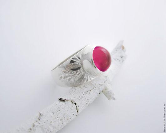 Кольца ручной работы. Ярмарка Мастеров - ручная работа. Купить Кольцо с корундом (серебро, корунд). Handmade. Белый