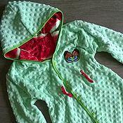 Одежда ручной работы. Ярмарка Мастеров - ручная работа Детский халат. Handmade.