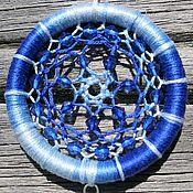 """Фен-шуй и эзотерика ручной работы. Ярмарка Мастеров - ручная работа Ловец Снов """"Синие тени"""". Handmade."""