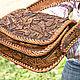 Women's leather handbag 'Absolute', Classic Bag, Krasnodar,  Фото №1
