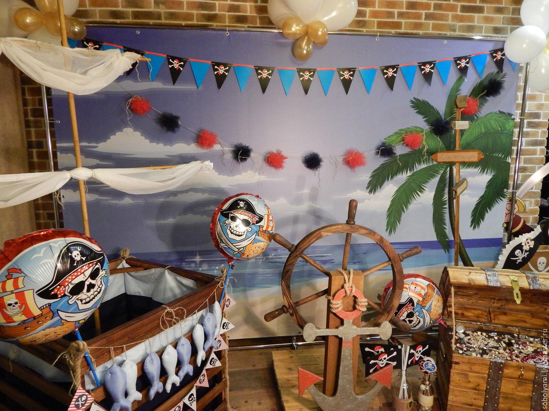 Пиратская вечеринка для детей 83