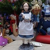 """Куклы и игрушки ручной работы. Ярмарка Мастеров - ручная работа Кукла авторская коллекционная """"Птичий дворик"""". Handmade."""