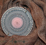 """Украшения ручной работы. Ярмарка Мастеров - ручная работа Украшение для шарфа или платка """"Круговорот"""". Handmade."""