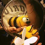 Куклы и игрушки handmade. Livemaster - original item Bumblebee - Shmulke. Handmade.