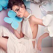 Одежда ручной работы. Ярмарка Мастеров - ручная работа платье Венера. Handmade.