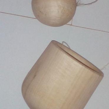 Куклы и игрушки ручной работы. Ярмарка Мастеров - ручная работа Поймать шар в чашку. Handmade.
