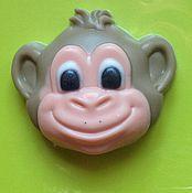 """Косметика ручной работы. Ярмарка Мастеров - ручная работа Мыло """"Мартышка"""". Handmade."""