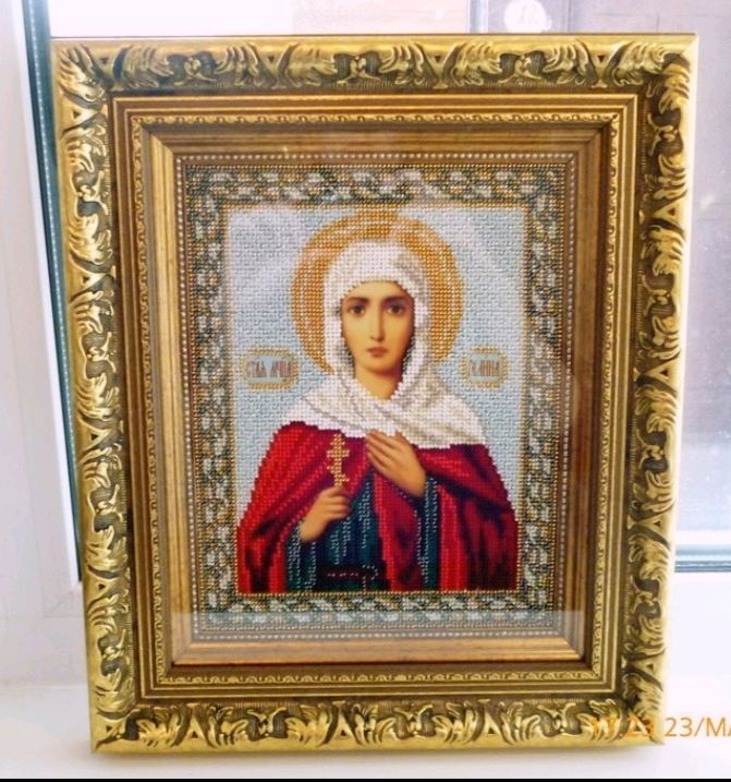 The icon of St. Martyr Galina, Icons, Saransk,  Фото №1