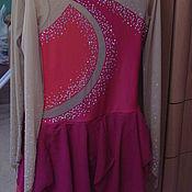 Одежда ручной работы. Ярмарка Мастеров - ручная работа платье для выступлений. Handmade.
