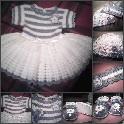 Одежда для девочек, ручной работы. Ярмарка Мастеров - ручная работа. Купить Комплект для девочки 1,5-2 года. Handmade.
