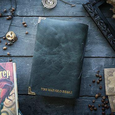 Stationery handmade. Livemaster - original item Tom Reddle`s Diary. Handmade.