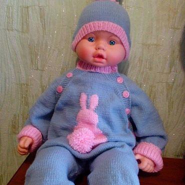 Одежда ручной работы. Ярмарка Мастеров - ручная работа Комбинезоны для детей. Handmade.