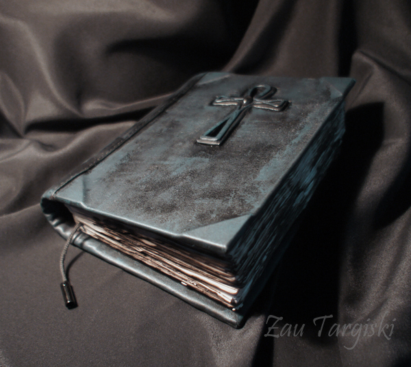 Синяя книга теней с анхом и раухтопазом, Гримуар, Москва,  Фото №1
