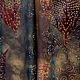 Батик палантин по мотивам картин Г. Климта,  ручная роспись шелк, Палантины, Минск, Фото №1