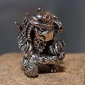Украшения handmade. Livemaster - original item Predator lanyard bead. Handmade.