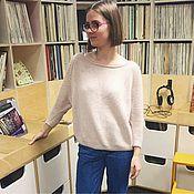 Одежда ручной работы. Ярмарка Мастеров - ручная работа Хейворт, свитер женский. Handmade.